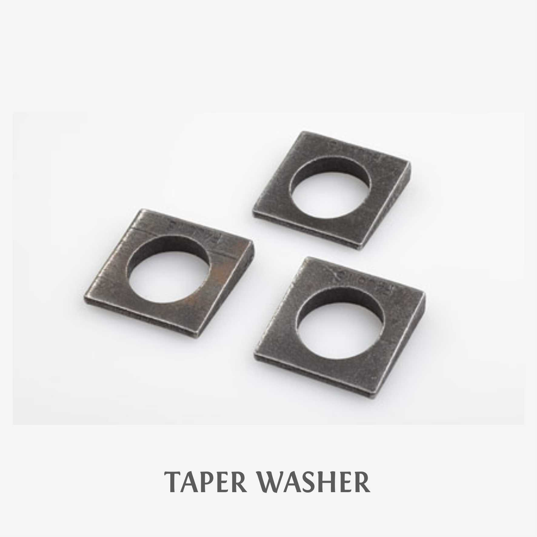 5-TAPER WASHER