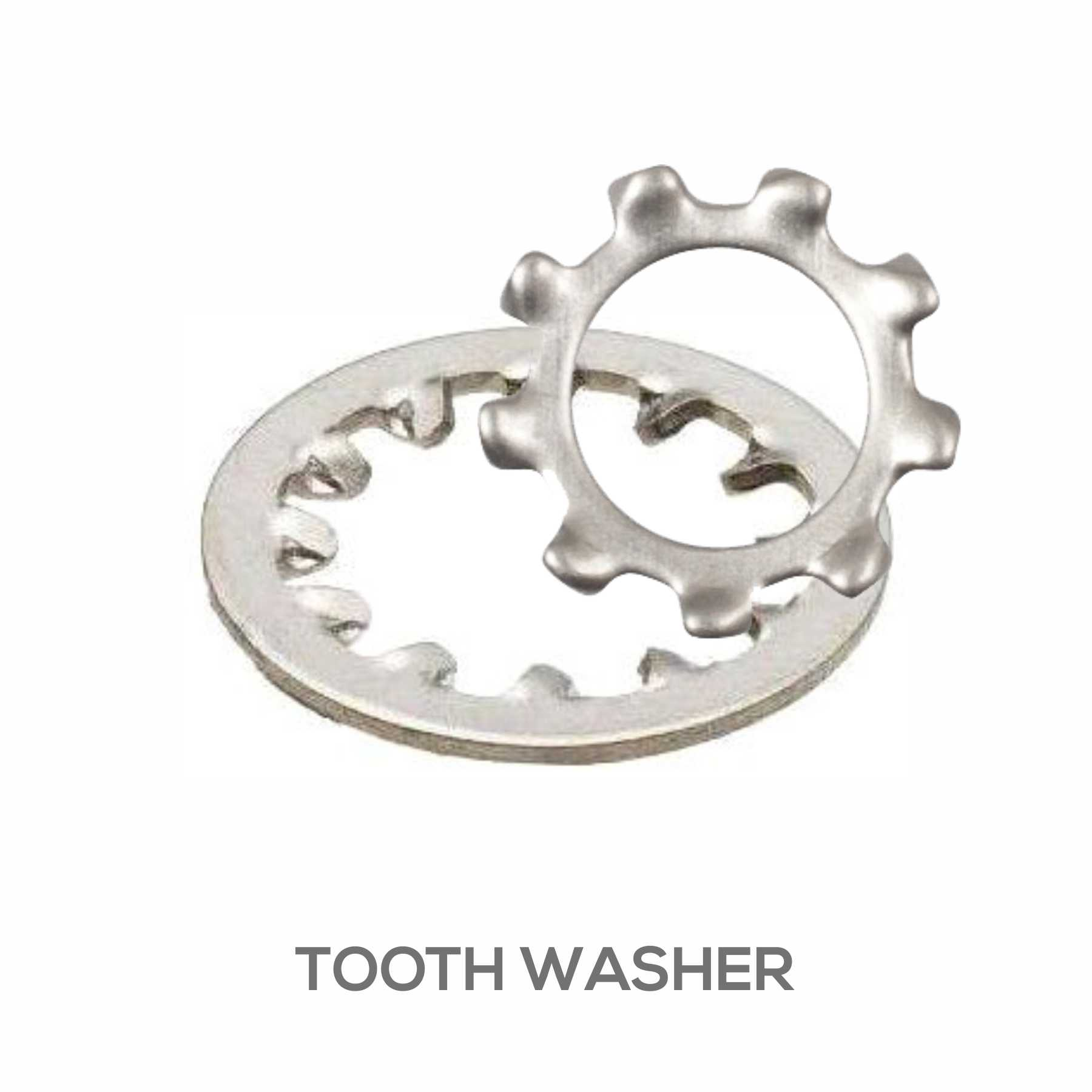 9-TOOTH WASHER